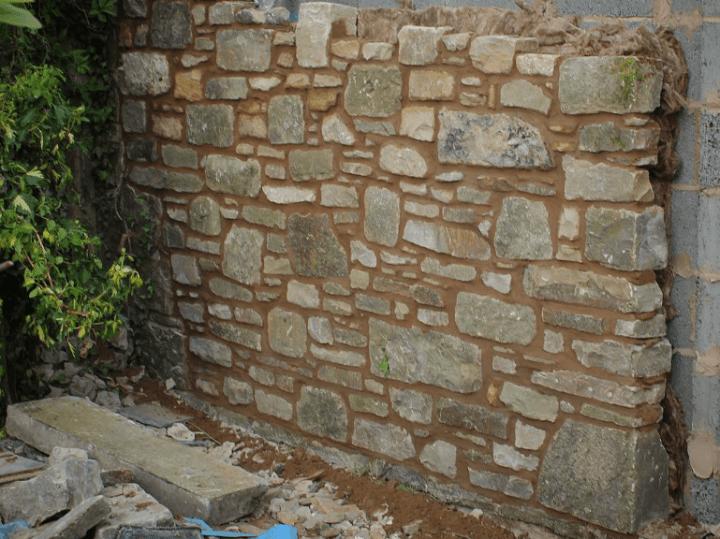 mura stenvägg
