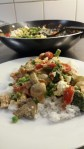 Vegetarisk kulinarisk kruska