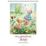 Kerstin Frykstrands rara familjekalender 2019