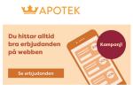 20% rabatt på Kronans Apotek