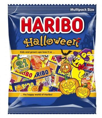 Halloween godis
