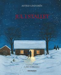 Jul i stallet av Astrid Lindgren