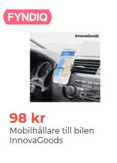 mobilhållare till bilen