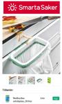 Praktisk hållare till kompostpåsen