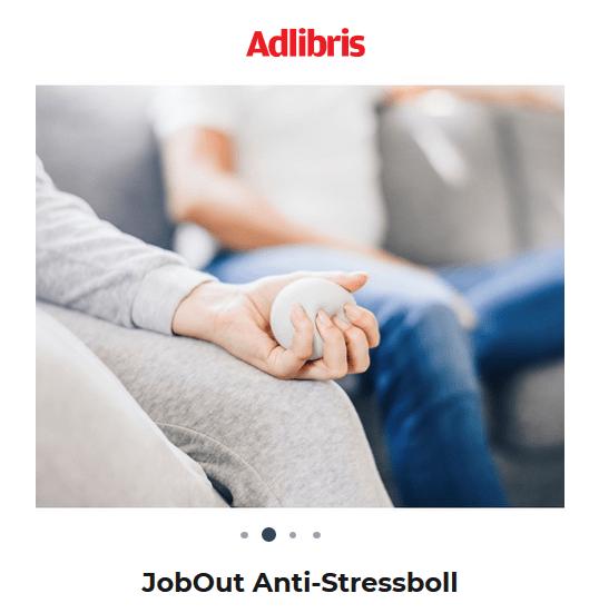 stress avkopllande
