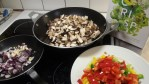 Lyxigt god portabello risotto
