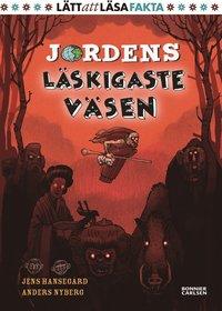 Jordens läskigaste väsen av Jens Hansegård