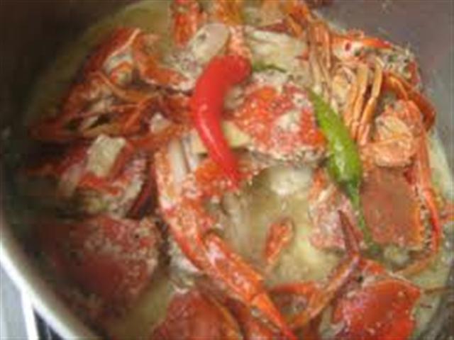Ginataang Alimasag Recipe