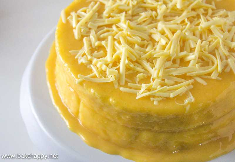 Graham Cake Recipe Pinoy