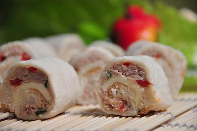 Tuna Maki Sandwich
