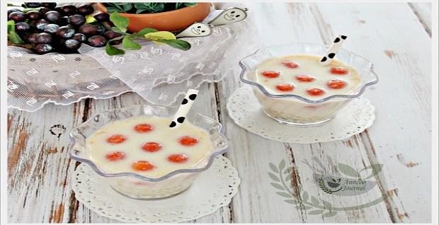 Papaya Sago Soy Milk Recipe