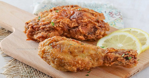 How to cook fried chicken legs panlasang pinoy