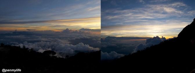 Mount Kota Kinabalu, Sabah Malaysia