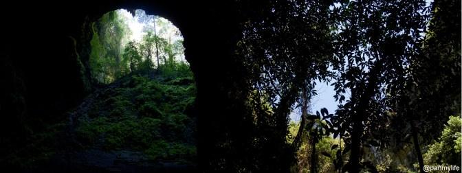 Jomblang Cave, Gunung Kidul, Indonesia