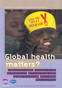 Global health matters?