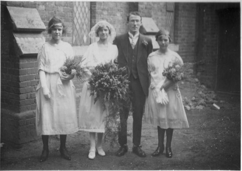 Wedding 1923