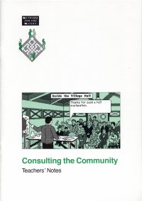 Consulting the Community
