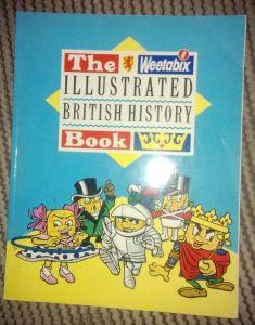 Weetabix history book