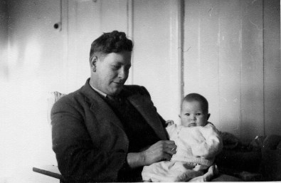 Alfred and Jan, January 1950