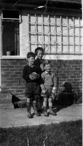 Janet, Stephen, Angus