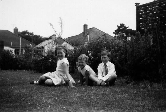 Jan, Gus, Steve, June 1959