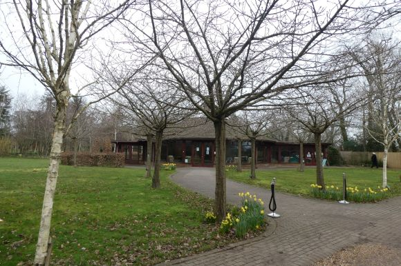 The Centre at Hinton Park Burial Ground