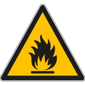 Panneaux d'avertissement et signalisation de risque ou de danger