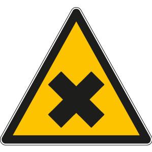 panneaux signalisation santé sécurité travail Matières nocives ou irritantes