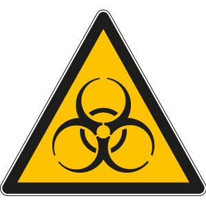 panneaux signalisation santé sécurité travail Risque biologique