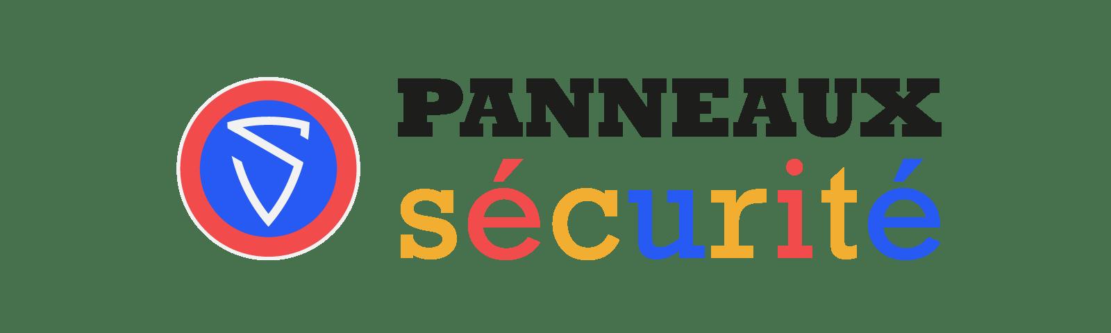 logo panneaux sécurité