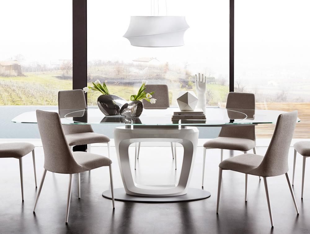 Design minimal pannellofilomuro omaggia il brand calligaris - Calligaris tavolo orbital ...