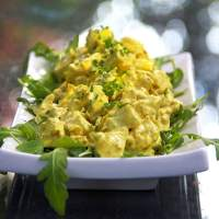 Curried Chicken Salad