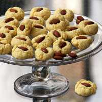 FLOURLESS ALMOND COOKIES from SPAIN