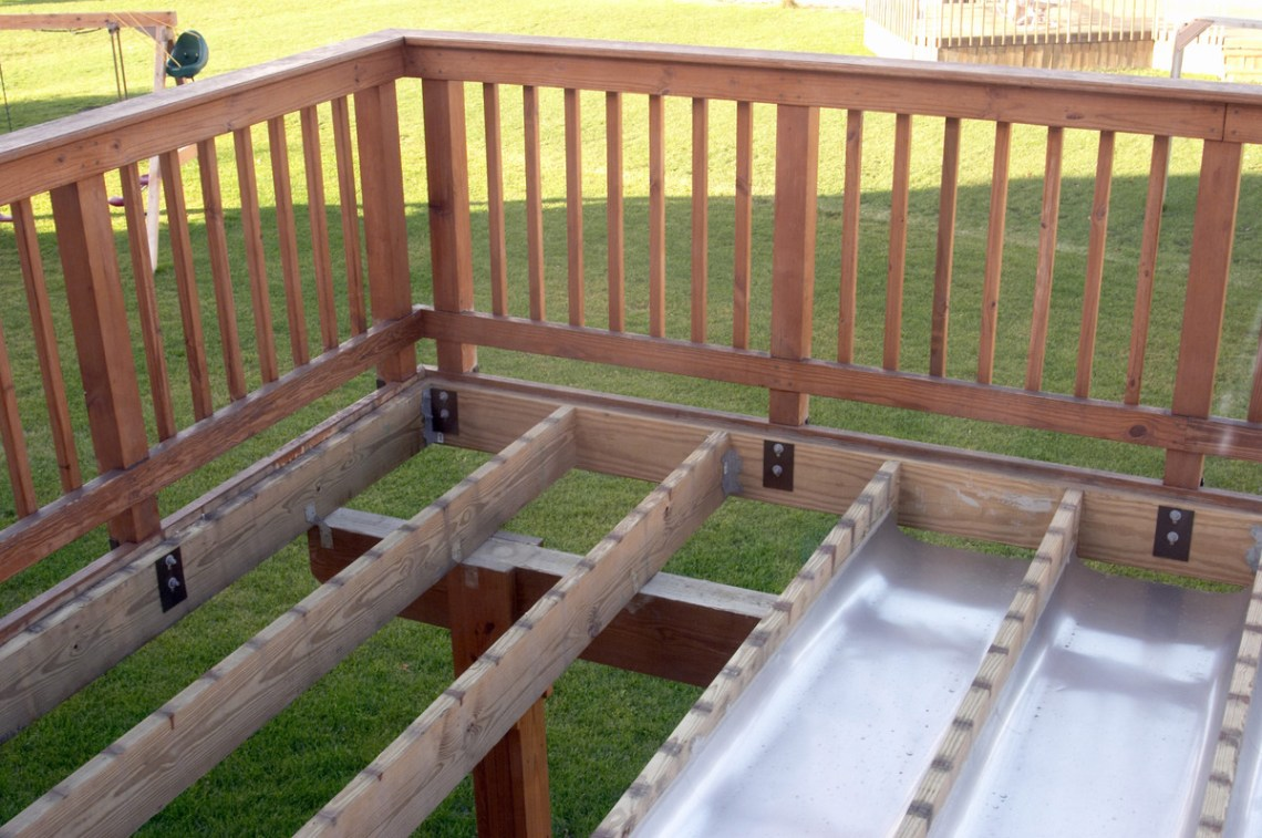 Image Result For Constructing A Screened In Porch Under A Deck