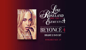 """Beyonce – """"Elements of 4"""""""