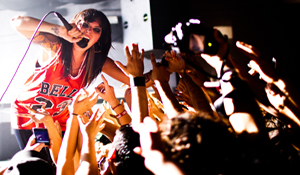 "Sleigh Bells – ""AB Machines"""