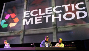 "Eclectic Method – ""Live at Webster Hall"""