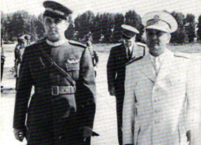 Enver Hoxha dhe Josif Broz Tito