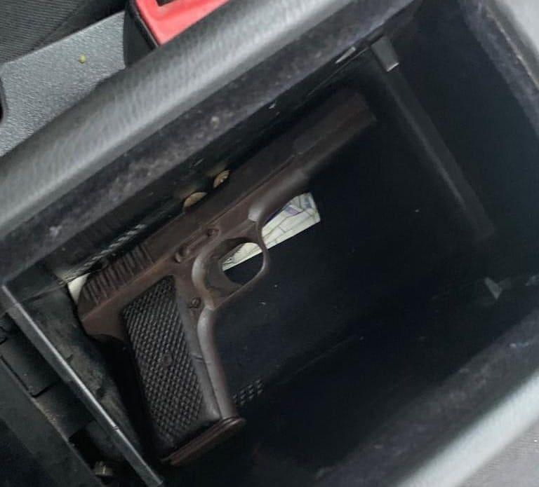 Arma e gjetur