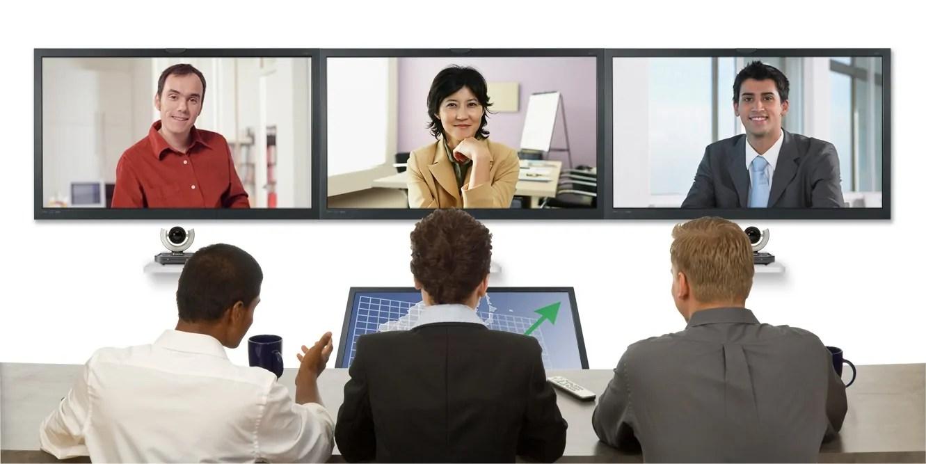 Resultado de imagen de videoconferencia