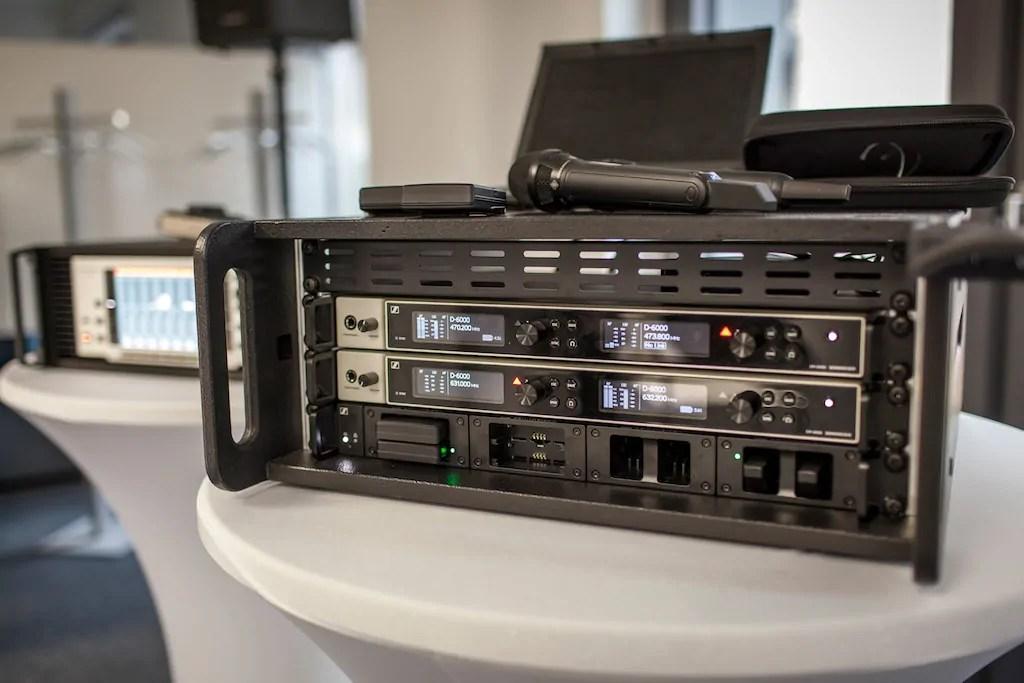 Sennheiser Launches Advanced 6000 Digital Wireless
