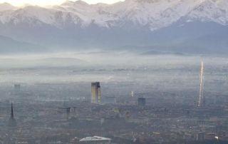 Torino qualità dell'aria