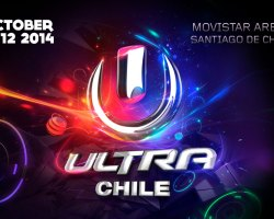 Sets Ultra Music Festival Chile 2014