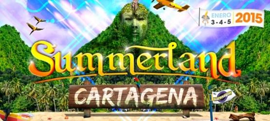Summerland Festival Cartagena 2015