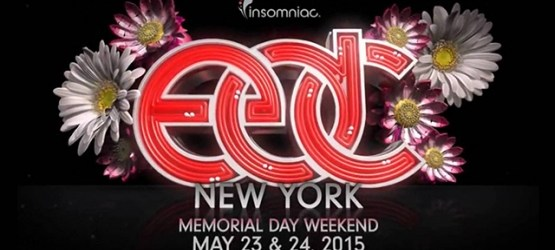 ELECTRIC DAISY CARNIVAL NEW YORK 2015