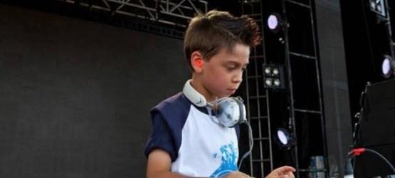 POLÉMICA CON LOS NIÑOS DJS