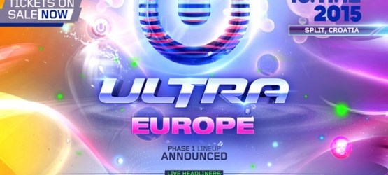 ULTRA EUROPE MUESTRA SU LINE UP FINAL
