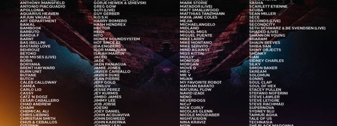 El BPM Festival anunció su line-up final