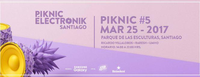 Piknic Électronik #5 · Ricardo Villalobos · Raresh · Umho