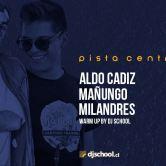 ROOF – Aldo cadiz / Mañungo / Milandres – Sábado 25 de febrero
